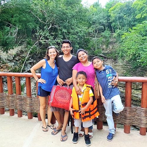 Le Yucatànavec les enfants - Cancún -