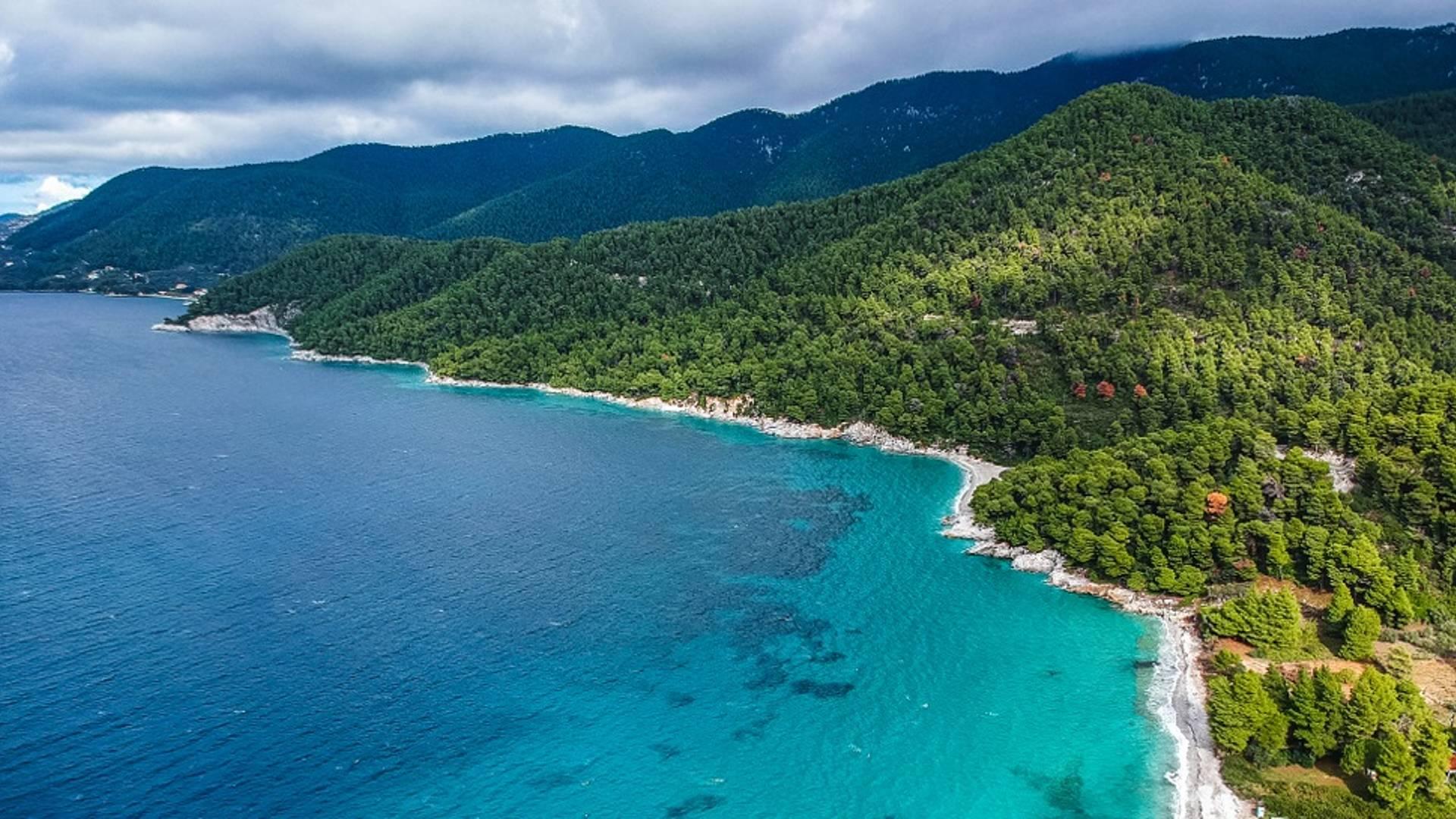 Voyage nomade au gré des îles Sporades