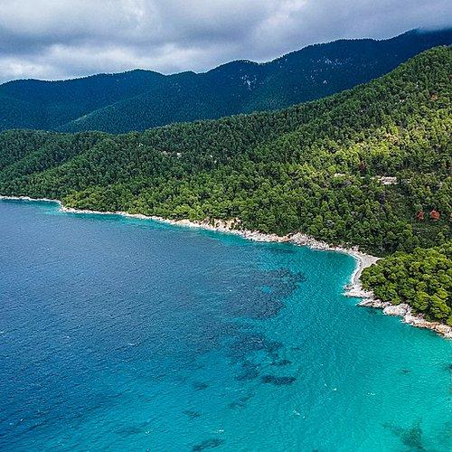 Voyage nomade au gré des îles Sporades -