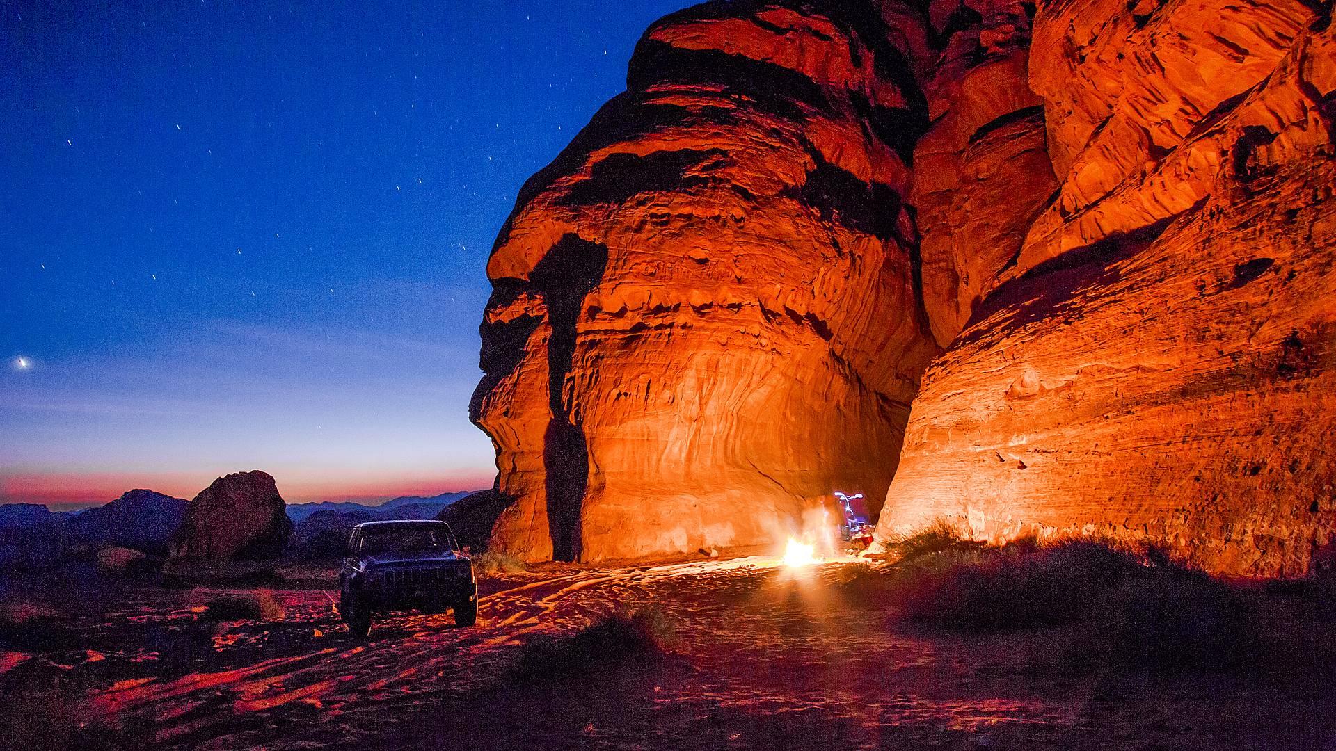 Historia, Desierto y Cultura