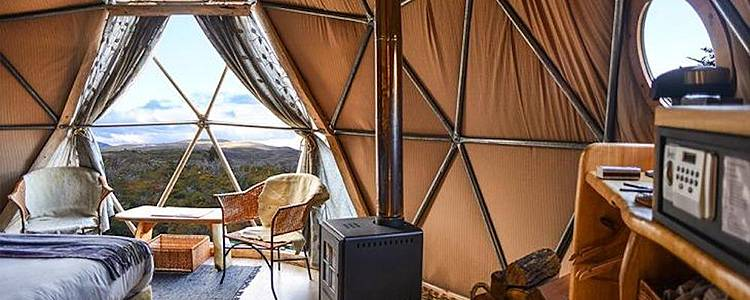 Le Chili en mode Glamping