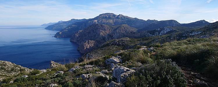 Majorque sauvage, sur les chemins de la Tramuntana