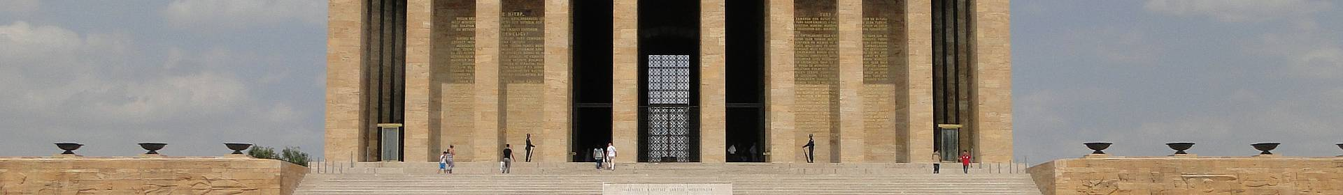 mausolée d'Ataturk