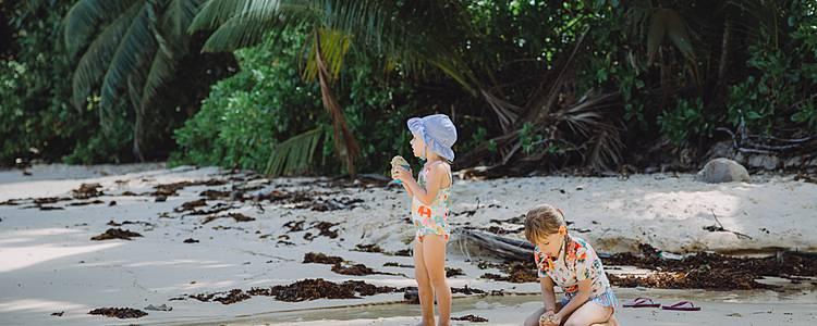 L'archipel en famille, terrain de jeu grandeur nature