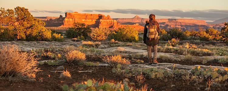 Mythiques parcs naturels de l'ouest