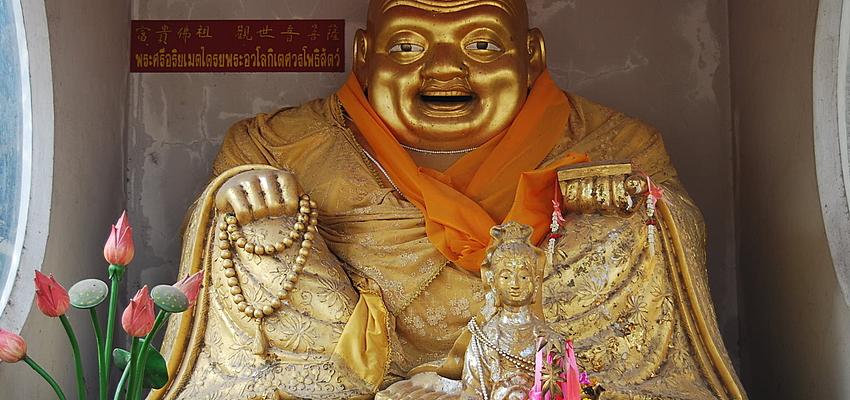 Représentation du Bouddha