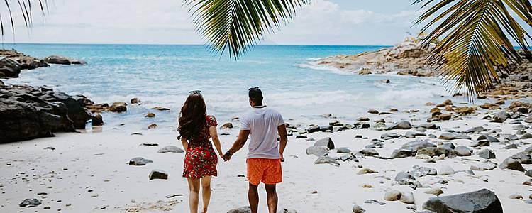 Romantische Tage im Schatten der Palmen