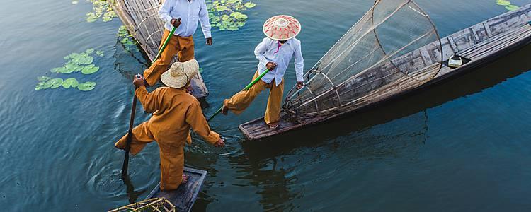 Green footsteps in Myanmar