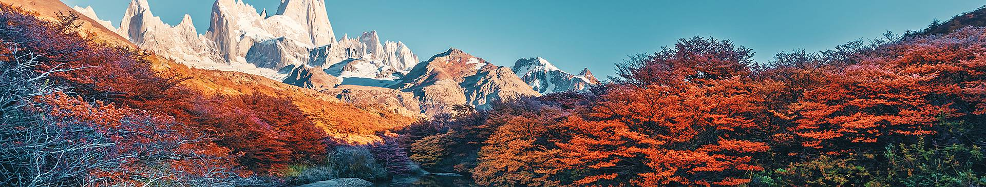 Fall in Argentina