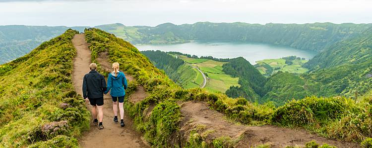 Randonnées sur la route des volcans
