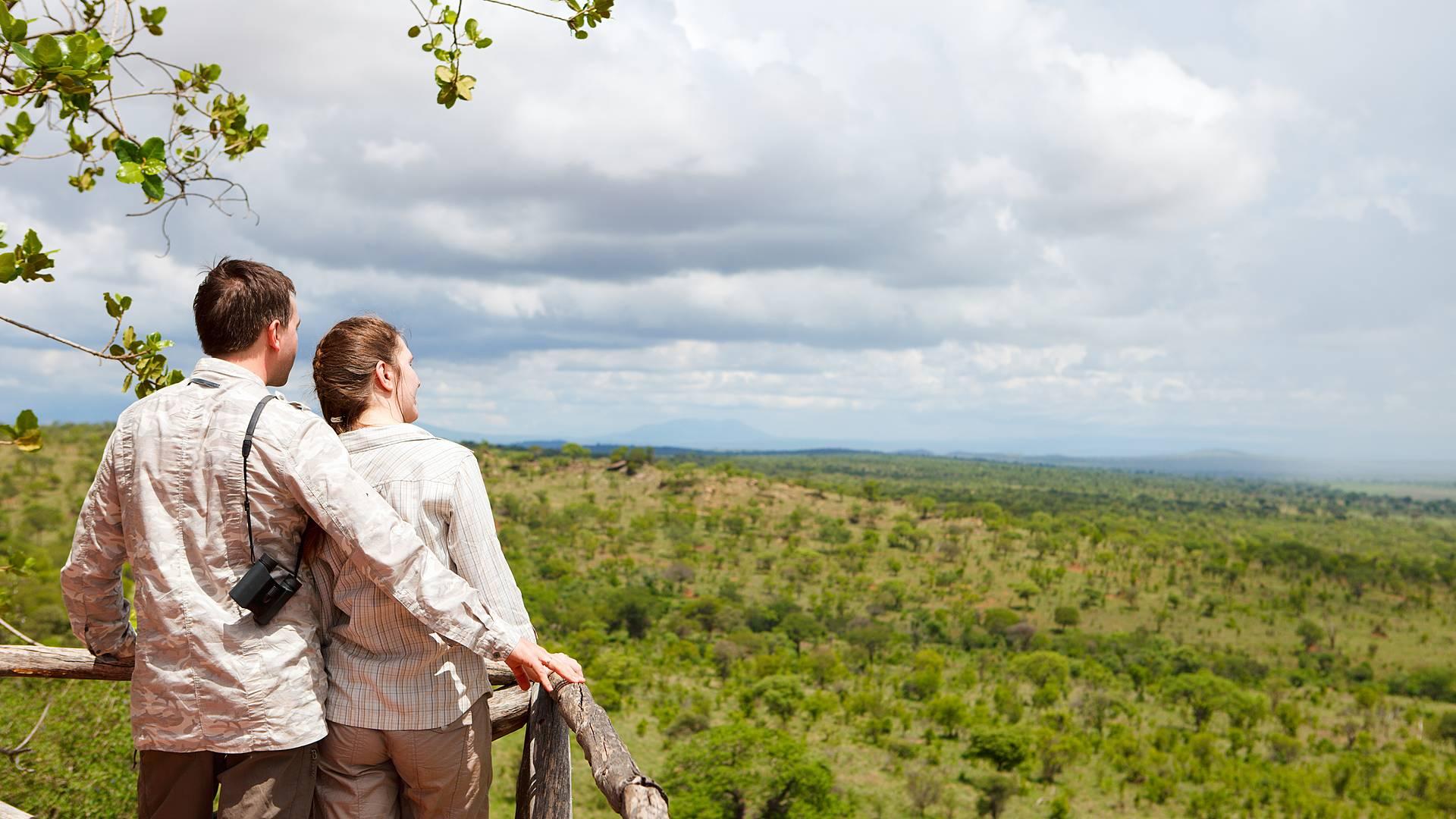 Romantik-Safari im Schatten der Baobabs