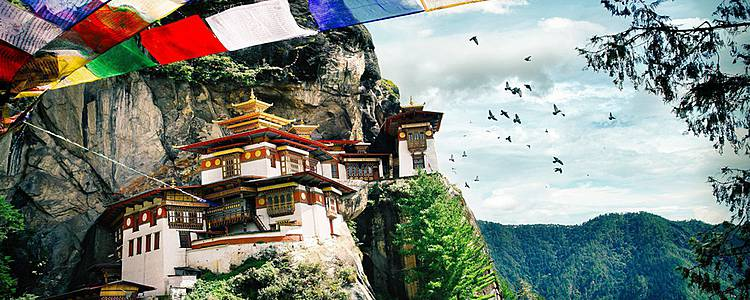 Paro, Thimphu and festival in Jakar