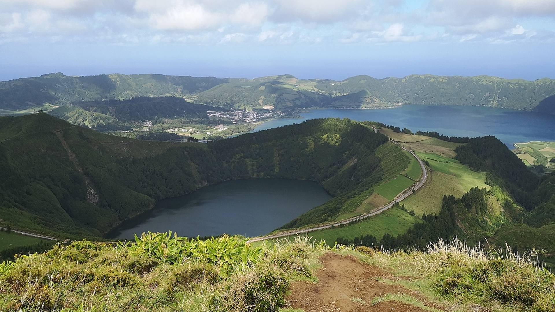 Bain de nature et randonnées sur l'île de Sao Miguel