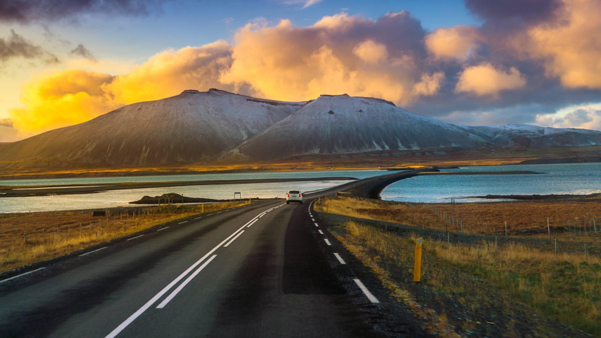 Roadtrip de naturaleza y auroras boreales