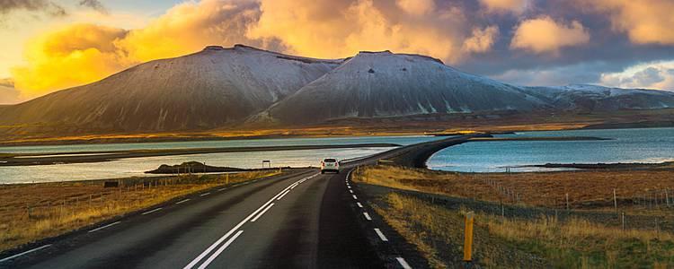 Naturaleza por la carretera de Circunvalación