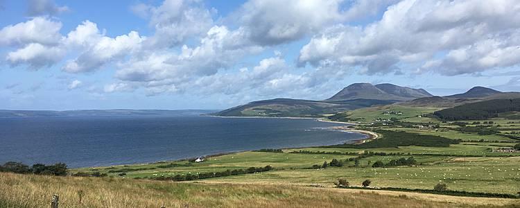 Un salto sull'Isola di Arran e la Penisola del Kintyre