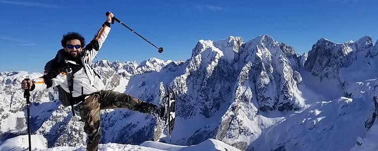 Winter trip in Albania