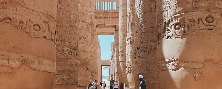Discover Cario, Edfu and Luxor
