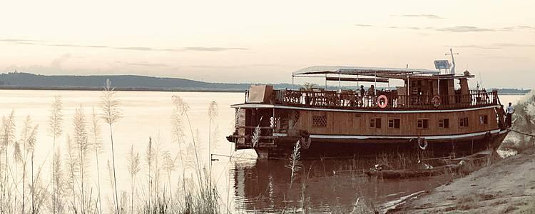 Croisière de Mandalay à Salay, les villages oubliés