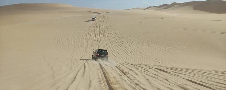 Viaggio alla scoperta del deserto occidentale egiziano