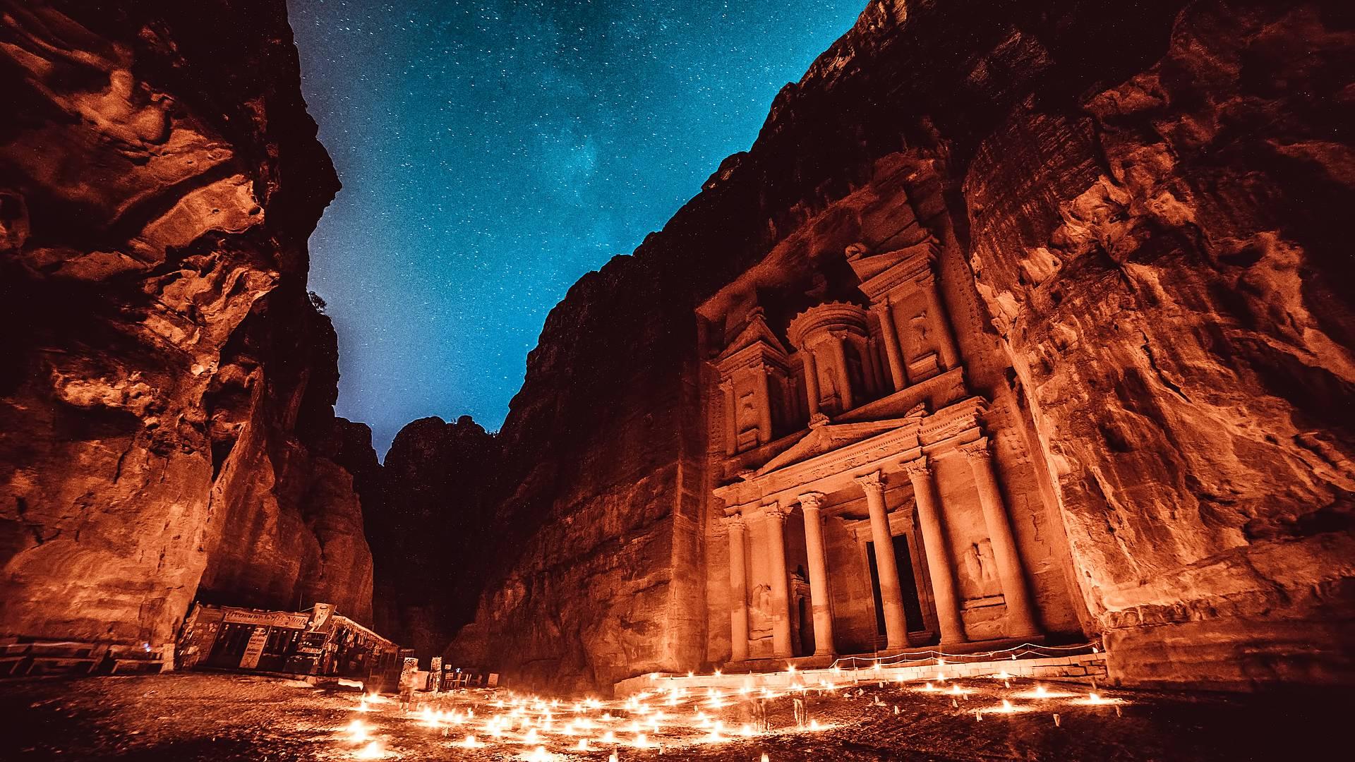 Monumentos, Desierto y el Mar Muerto