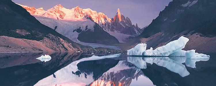 Patagonia: Monte Fitz Roy, Perito Moreno e Ushuaia