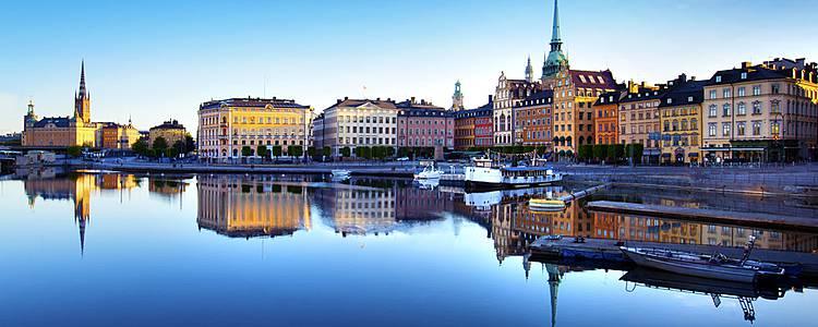 D'Helsinki à Stockholm en passant par Åland