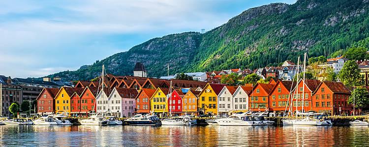 Whistle-stop Bergen