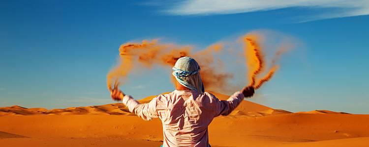 Imperial Marrakech and Sahara Desert tour