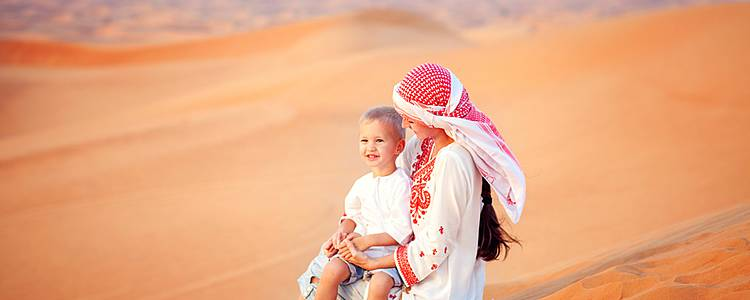 Sahara adventure for families