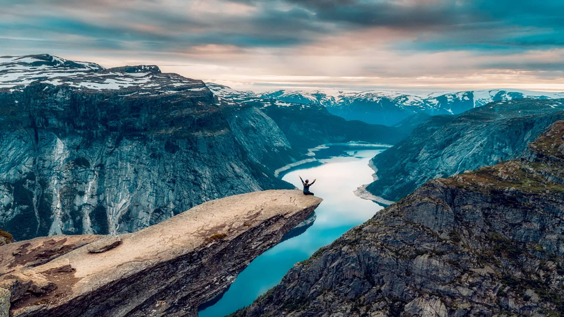 Fiordos en libertad desde Oslo a Stavanger