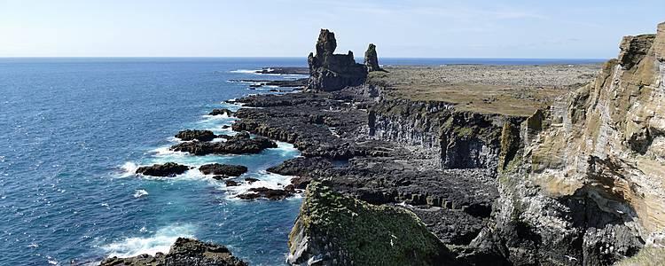 Eté comme hiver, le sud de l'Islande en petit groupe