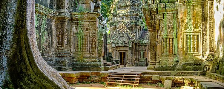 Maravillas de Angkor