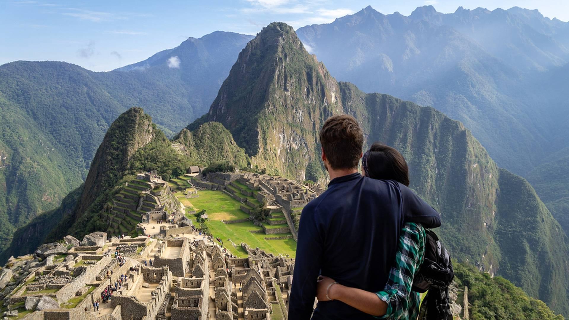 Romantische Reise durch das Land der Inka