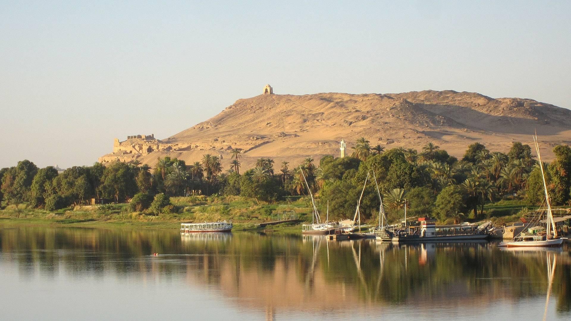 Navigare sul Nilo alla scoperta della terra dei faraoni