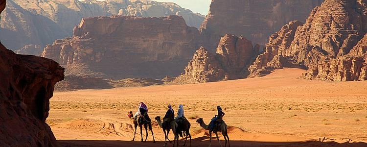 Parenthèse orientale entre Petra et Wadi Rum