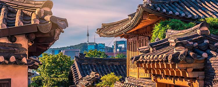 Seoul - Zwischen Tradition und Moderne