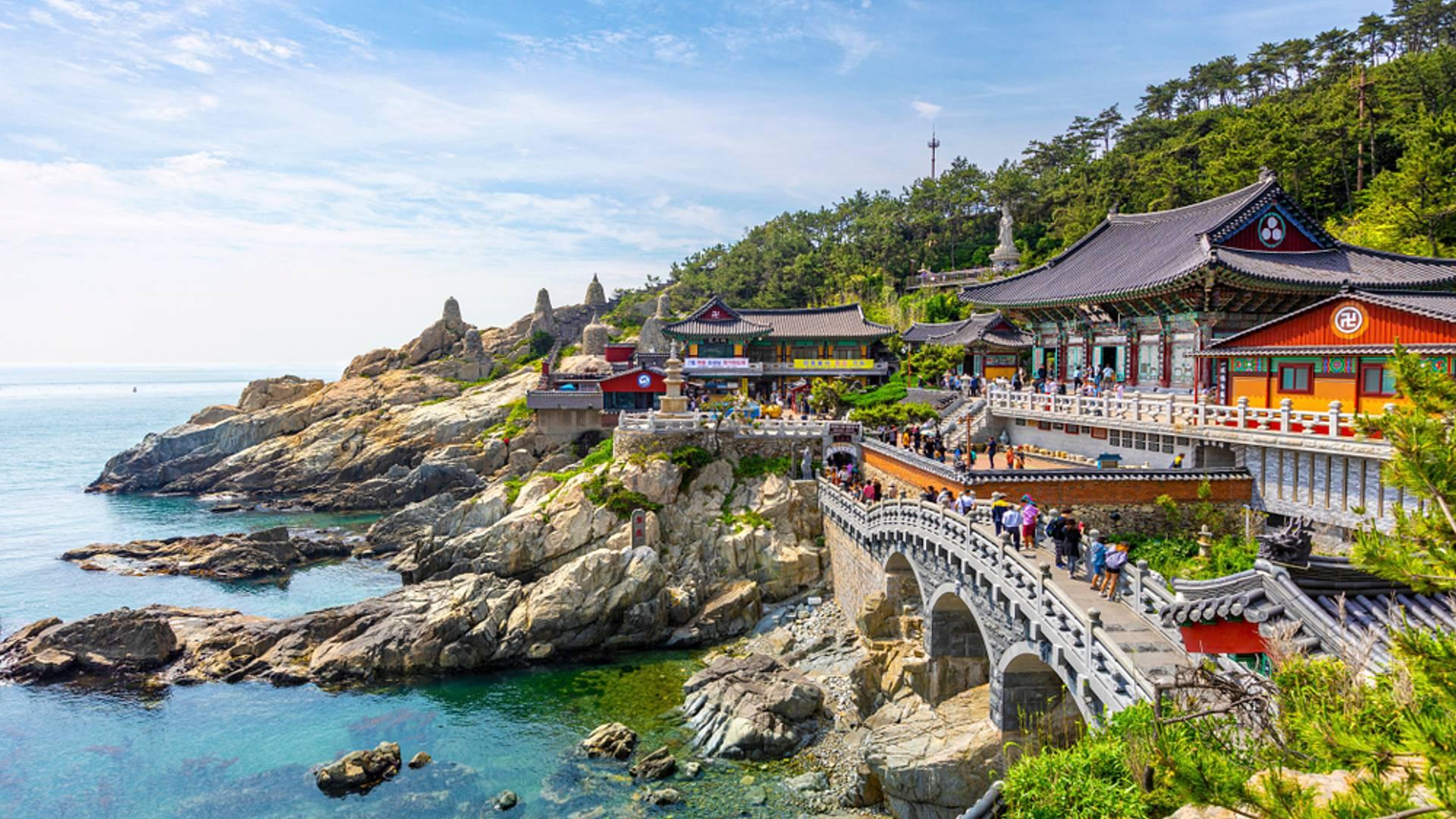 Von der Megacity Seoul in den subtropischen Süden