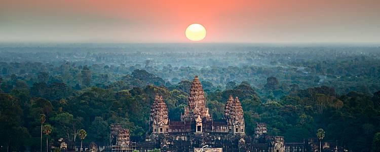 Unique discoveries in Cambodia