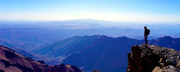 Ascesa del Toubkal e scoperte berbere