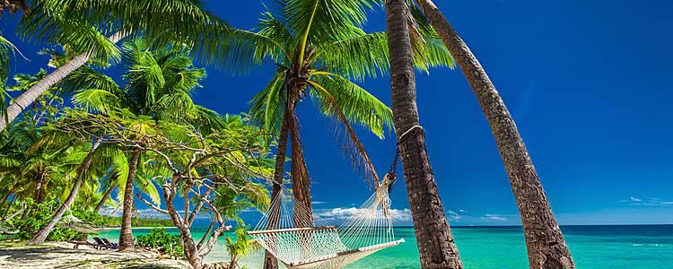 Ein Hauch von Luxus und Romantik mit Neuseeland und Fidschi
