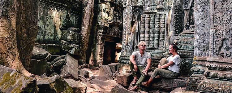 Entspannen und Genießen in Vietnam und Kambodscha