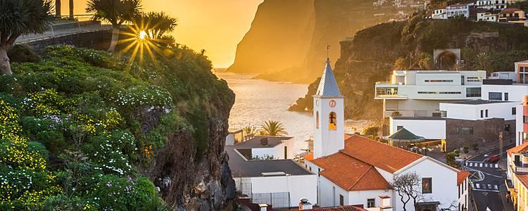 Lisbon, Porto and Madeira