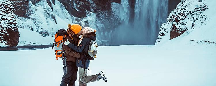 Romantische Luxusreise im Schneeparadies