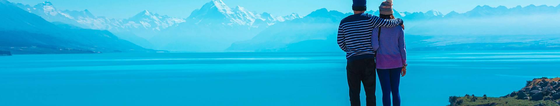 Flitterwochen Neuseeland