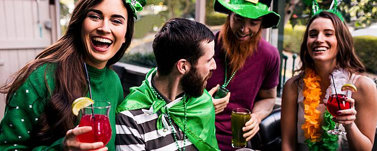 St Patrick's Day and Dublin Tours