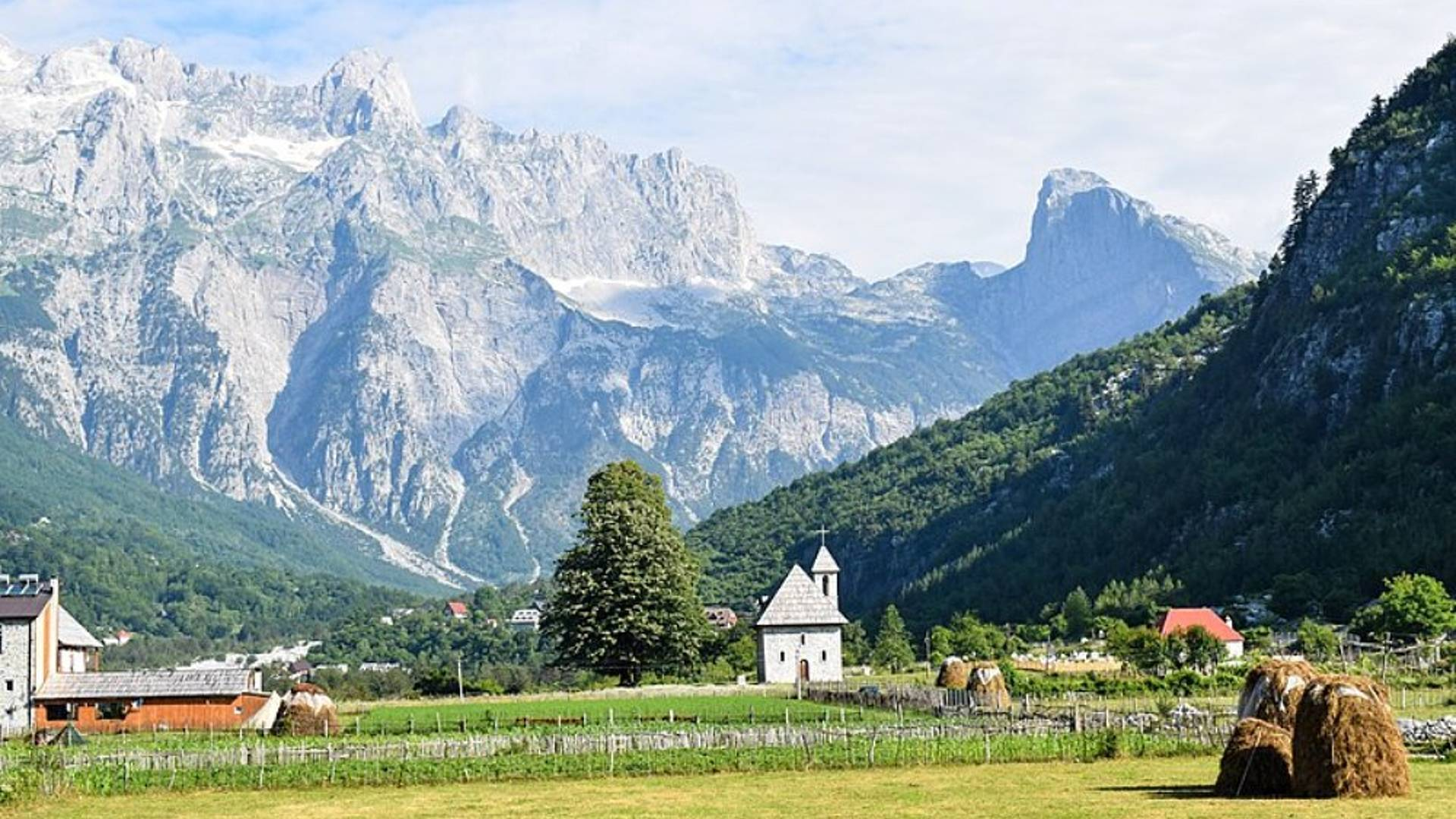 Koman, Valbona e Theth, 3 giorni tra le alpi albanesi