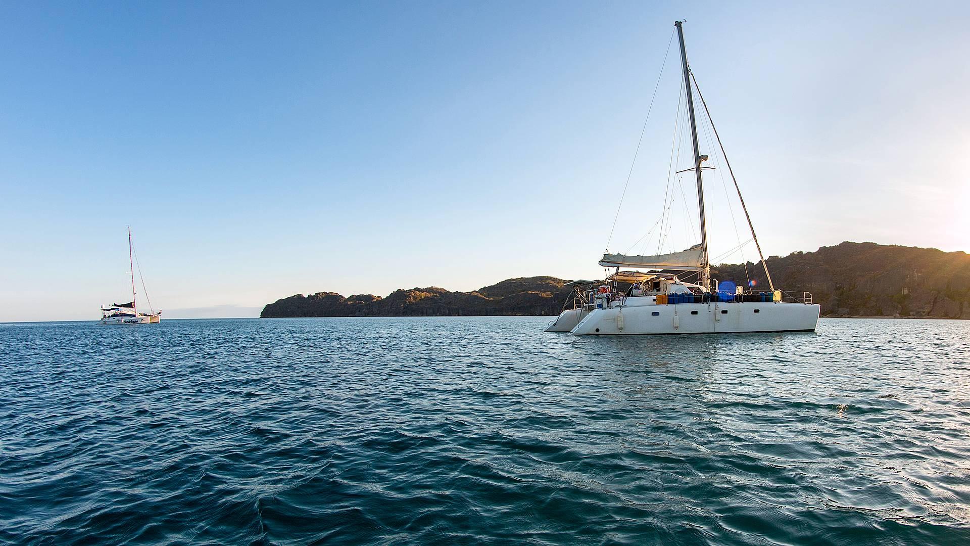 Isla Nosy Be en catamarán y snorkeling