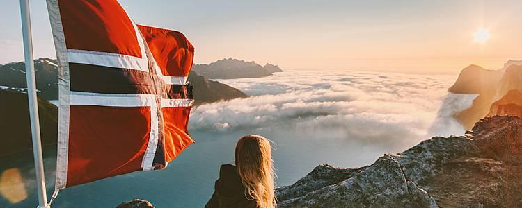 Les îles Lofoten et Vesteralen sous le soleil de minuit