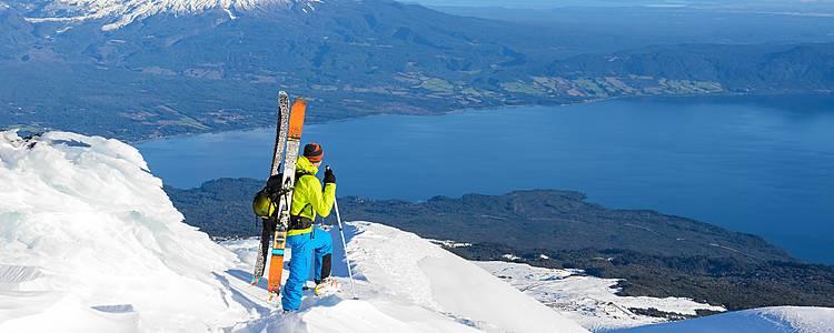 Sci Alpinismo e Tour dei Vulcani
